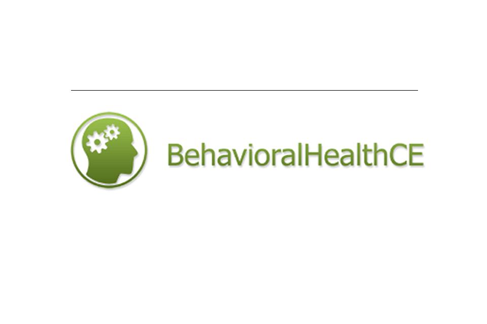 BehavioralHealthCE Logo